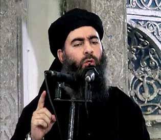 IS boss Baghdadi