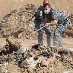 New suspected Islamic States mass grave found near Mosul