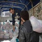 Our depots are empty- food aid runs out in Syria's Aleppo