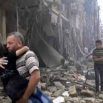 Raid kills 7 children in Syria rebel bastion- monitor