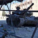Syria forces retake 6 Aleppo rebel areas, civilians flee