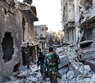 Syria rebels lose
