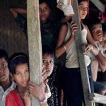 Myanmar rejects reports army killed Rohingya fleeing Rakhine conflict