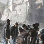 Activists- Intense bombing of Syria's Aleppo kills 27