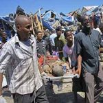 Somalia- 11 killed in car bomb blast in the capital
