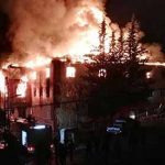 12 dead, mainly schoolgirls, in Turkey dorm fire