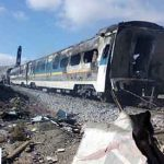 Passenger trains collide in Iran 44 killed, 103 injured