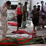 At least 43 Yemeni soldiers killed 60 wounded in Aden suicide attack