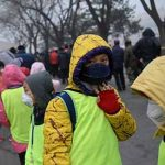 China's smoggiest city closes schools amid public anger