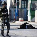 Israeli guards shoot knife-wielding Palestinian woman