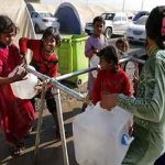 Catastrophic water shortages for 500,000 in Mosul