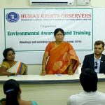 Human Rights Observers conference on Women's rights and Environment