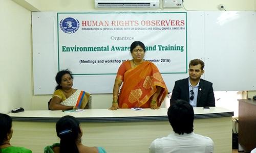 Human Rights Observers