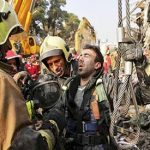 25 people still missing at site of deadly Iran building collapse