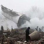 Turkish cargo jet crash kills 37 in Kyrgyzstan village