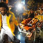 Istanbul night club attacked during New Year party 39 killed, 70 wounded