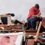 Tornado rips through southern Mississippi, leaving 19 dead