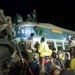 36 killed, over 50 injured after express train derails in India