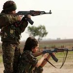 Syria all new Female Kurdish force ready to send ISIS to hell