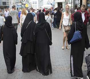 germany bans burka