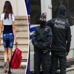 Planning terror attack in Paris teenage girl, 16 among four people arrested