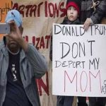 Panic grips immigrant community as Trump's deportation force detain hundreds of immigrants