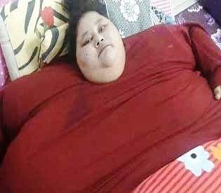 world's heaviest 500-kg woman