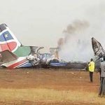 Passenger plane crash lands at Wau airport leaving 44 people dead