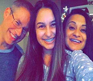 teen daughters