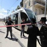 Palestinian man fatally stabs British woman on Jerusalem train