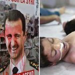 Butcher Assad vows more bloodshed in Syria in response to US missile strikes