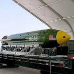 US military drops largest non-nuclear bomb on Isis target in Afghanistan