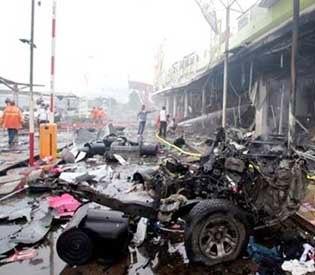 car bomb thailand