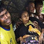 Myanmar accused of laying mines after refugee injuries