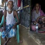 Couple's delay in fleeing Myanmar left them open to attack