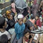 Rohingya fleeing Myanmar say army redoubling push to clear villages
