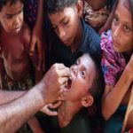 UN starts cholera vaccinations in Bangladesh among Rohingya