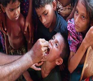 cholera-vaccinations