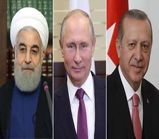 Peace talks with Erdogan, Rouhani