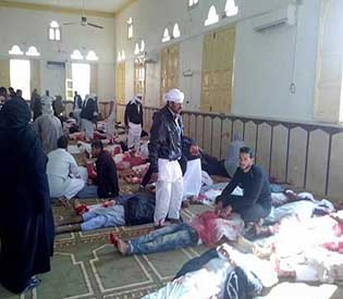 mosque in Egypt's deadlies