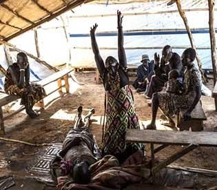 sudan cattle battles