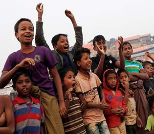 Bangladesh agrees with Myanmar to complete Rohingya