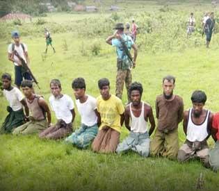myanmar massacre report