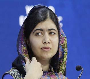 Malala Yousafzai in Pakistan for 1st time since she was shot