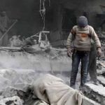 Strike on Syria's Ghouta kills 15 children sheltering in school