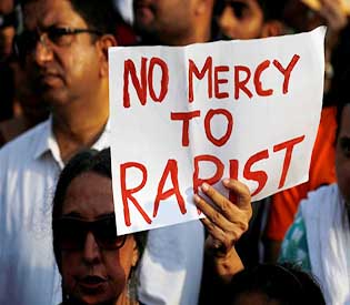 Eight go on trial for rape, murder of Kashmir girl amid public outrage