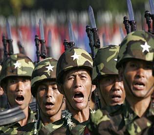 Myanmar soldiers jailed for 10 years for Rohingya killings