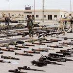 Syria rebels hand over arms in new deal with regime