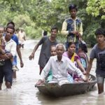 Floods kill dozens, displace more than a million in India, Bangladesh