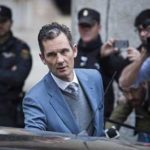 Spanish king's brother-in-law turns himself in to serve prison sentence